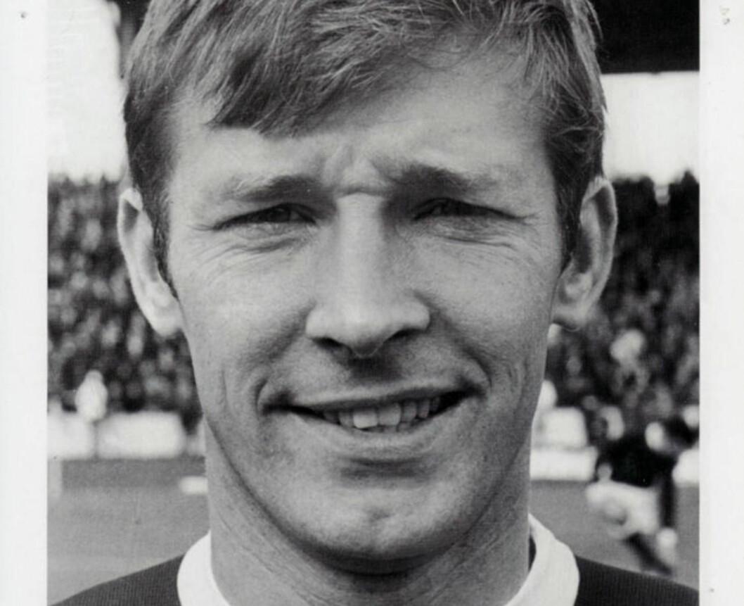 I STORKLUBB: Ferguson spilte i Glasgow Rangers i to sesonger.