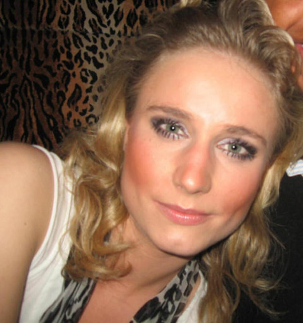 <strong>FUNNET DREPT:</strong> Martine Vik Magnussen ble funnet drept i London 16. mars 2008. Siktede Farouk Abdulhak har stukket av til Jemen. Foto: Privat