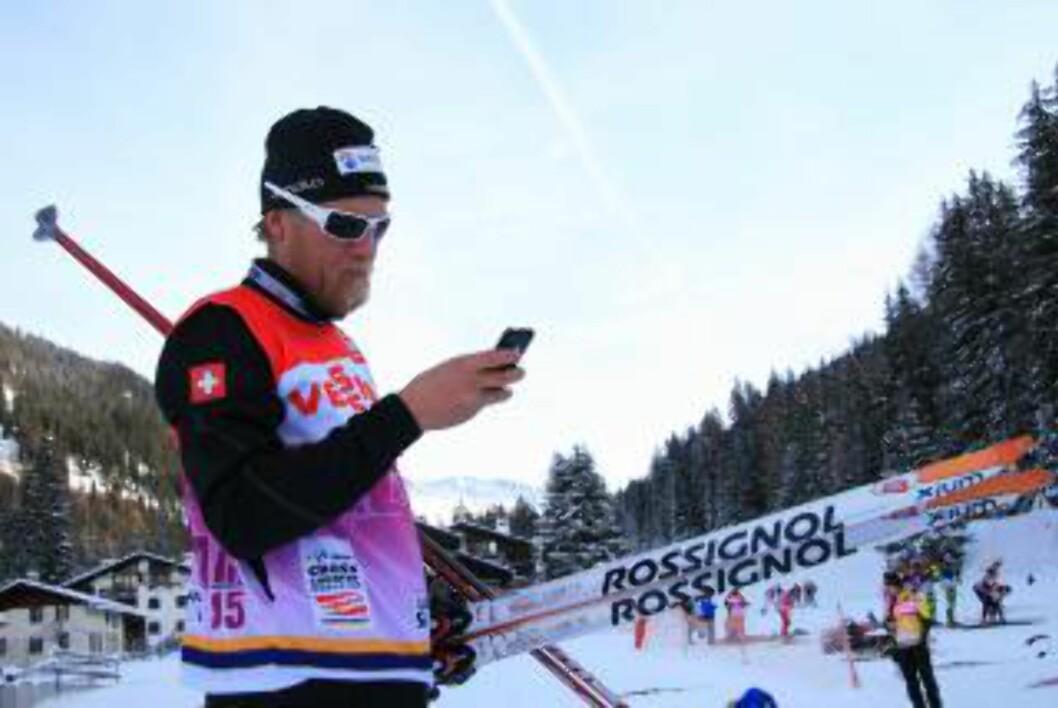 <strong>VANT ALT:</strong> Tor Arne Hetland er en av få som kan kalle seg en komplett skiløper. Nå trener han de sveitsiske sprinterne. Foto: Anders Skjerdingstad