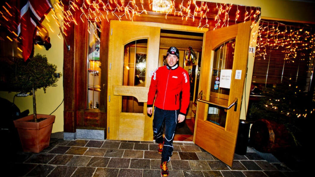 <strong>NYE MÅL:</strong> Eldar Rønning fikk etappeseieren an drømte om i Tour de Ski. Nå fortsetter jakten på flere verdenscupseirer, og ikke minst individuelle gullmedaljer i VM og OL. Foto: Thomas Rasmus Skaug