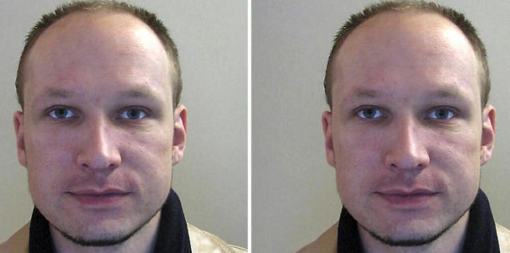 UTILREGNELIG - TILREGNELIG: Torgeir Husby og Synne Sørheim konkluderte med at Breivik er utilregnelig. I dag oppnevnte Oslo tingrett to nye sakkyndige, Terje Tørrissen og Agnar Aspaas, som skal vurdere spørsmålet på nytt. Foto: politiet