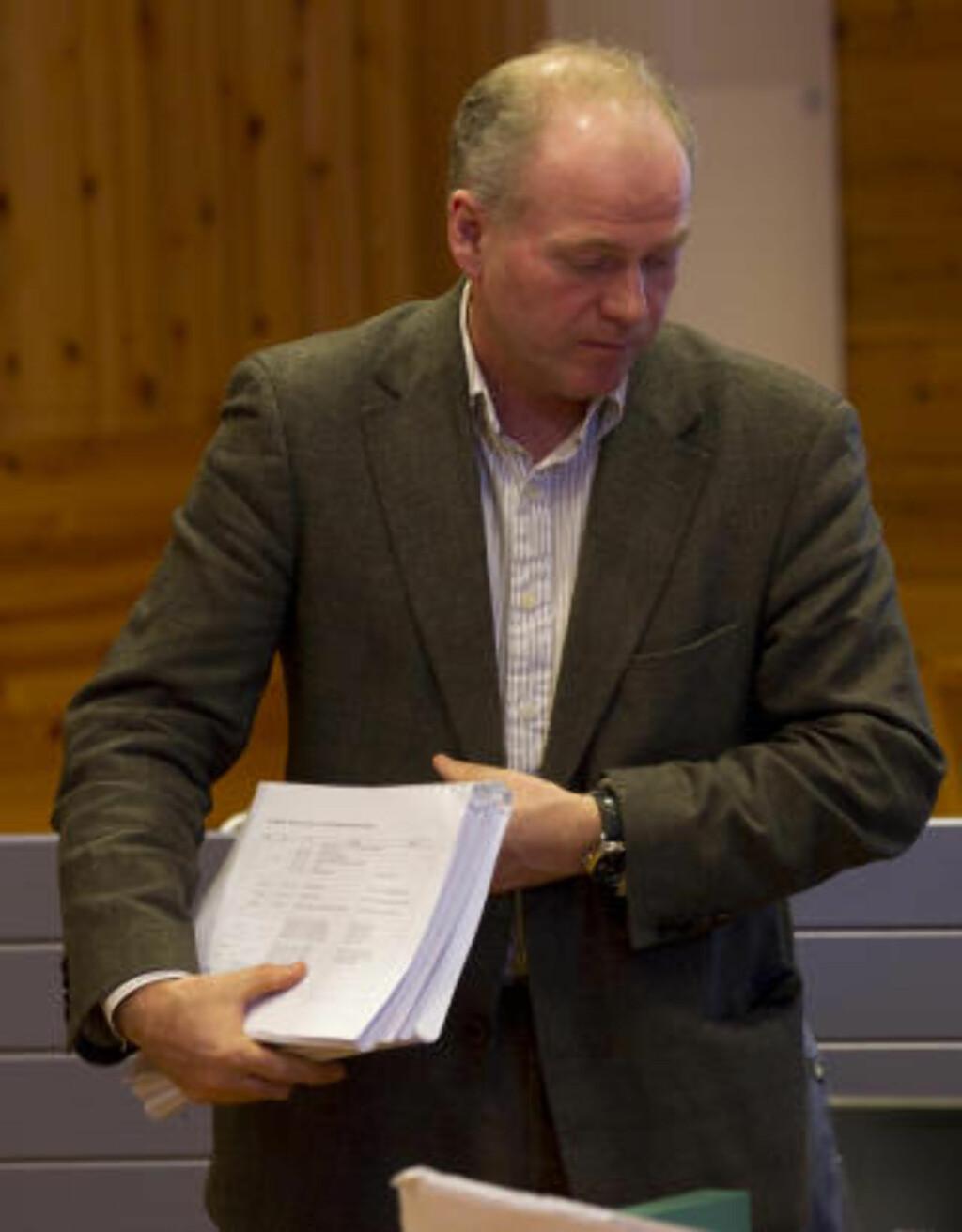 ERFAREN: Terje Tørrissen anses som en erfaren psykiater og var sakkyndig blant annet under rettssaken om overgrepssaken i Alvdal. Foto: Morten Holm / SCANPIX