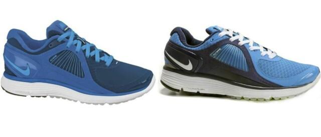 65f9eb52 Ser du hvilken av Nike-skoene som er falsk? Den