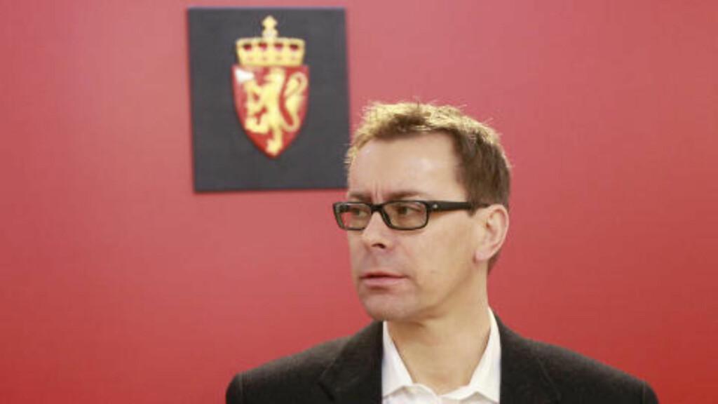 - HYPOTESE: Rettspsykolog Pål Grøndahl synes Belfrages utspill høres ut som en av mange hypoteser om Breivik. Foto: Heiko Junge / Scanpix
