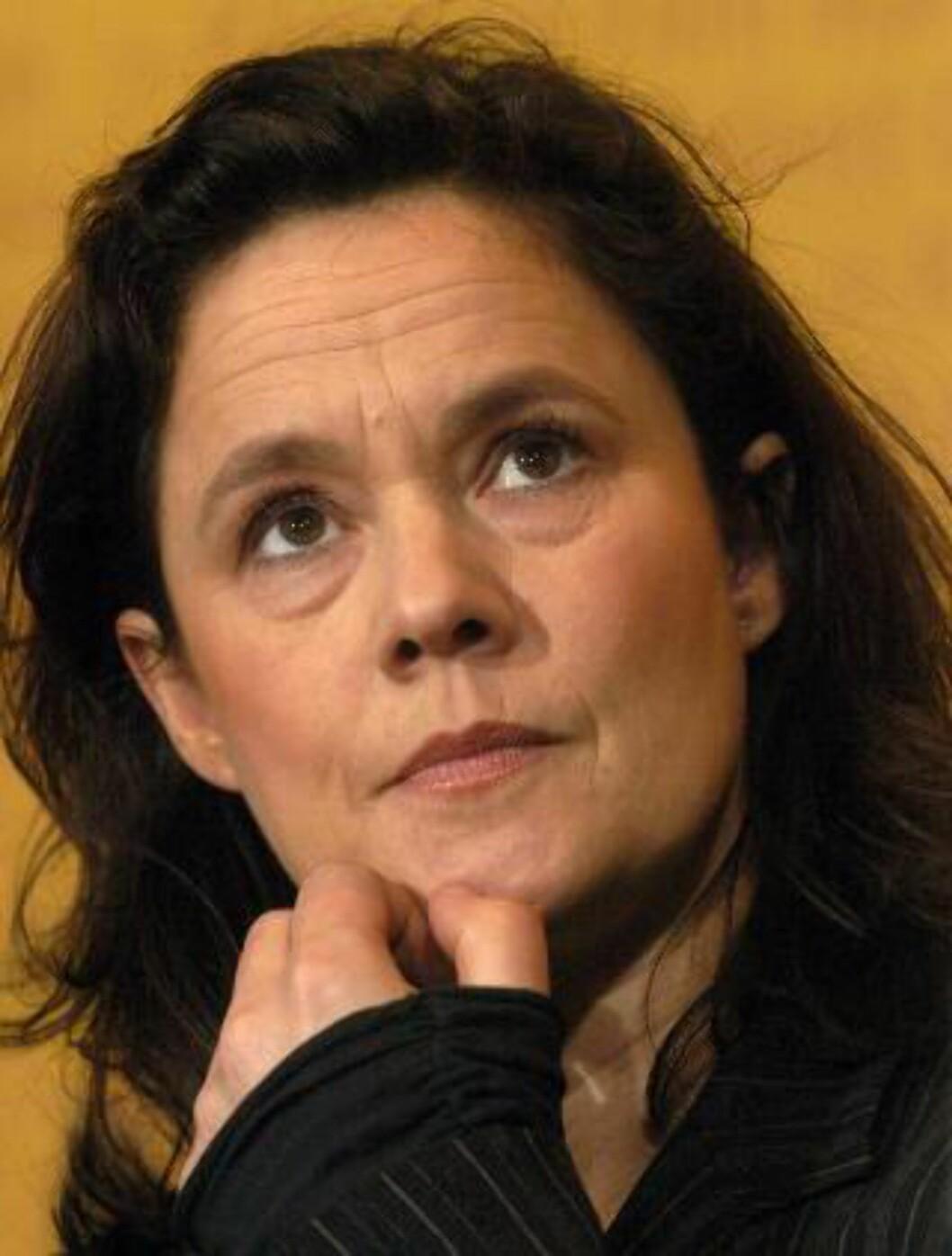 <strong>NOMINERT:</strong> Pernilla August regidebuterte i fjor med «Skyggesiden». Nå er den nominert til Nordisk Råds filmpris. EPA/Andreas Altwein