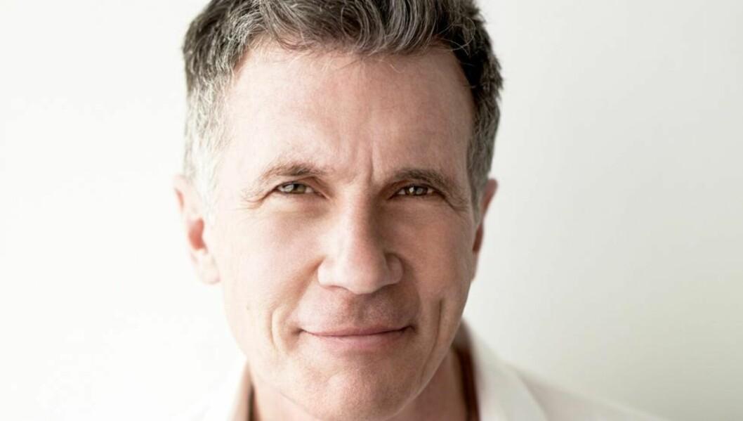 <strong>EN GANSKE SNILL MANN:</strong> Amerikanske Michael Cunninghams nye roman - om en selvopptatt og ganske snill mann - har høstet gode kritikker i amerikansk presse. Foto: Cappelen Damm