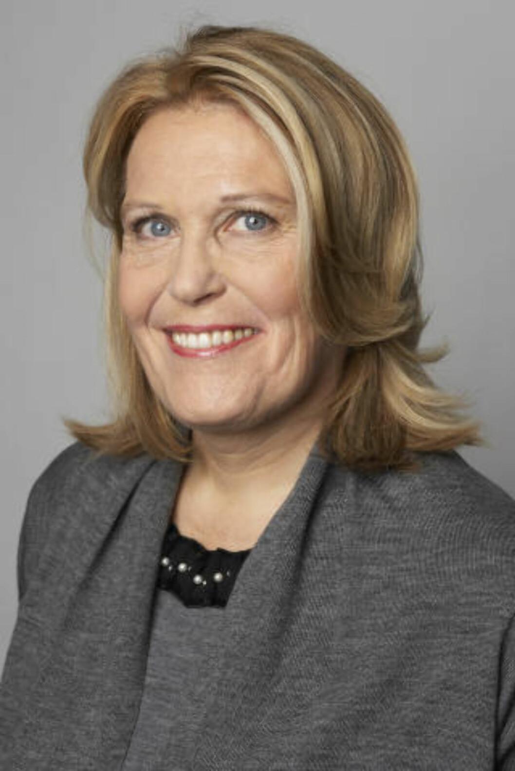 <strong>SER TIL EU:</strong> Statssekretær i det svenske Helsedepartementet, Karin Johansson (KD). Foto: Regjeringen.se