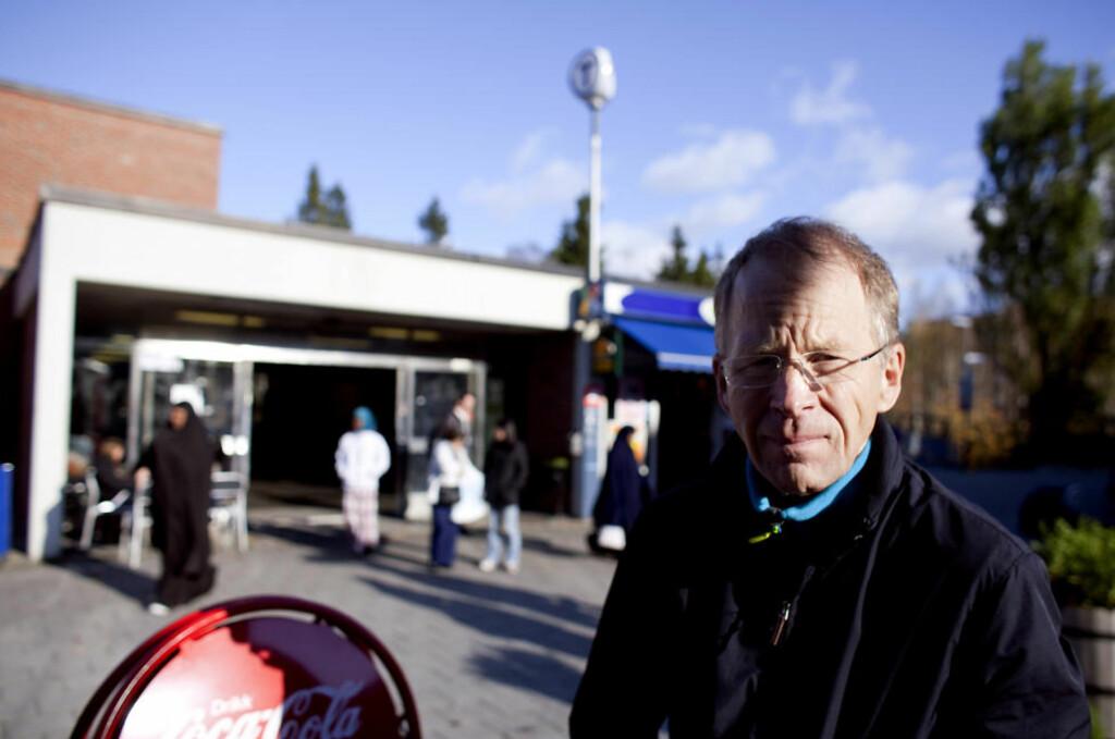 TRIVES:  Per Ove Aftreth solgte seg ut av AF Gruppen ifjor for 430 millioner kroner, det gjør at han topper formuelista for Groruddalen. Foto: Espen Røst / Dagbladet