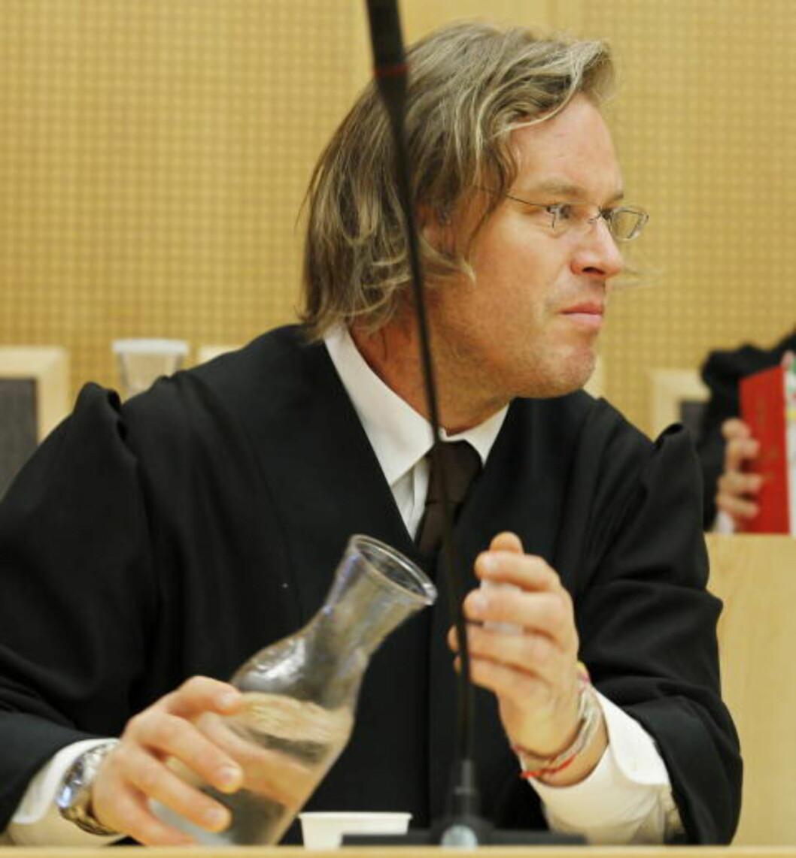 <strong>FORSVARER:</strong>  Advokat Thor Bache-Wiig opplyser at 30-åringen hadde planlagt å melde seg snart, og at han vil ha saken ut av verden. Arkivfoto: SCANPIX