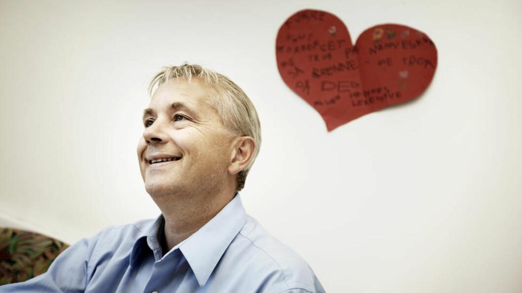 <strong>FÅR JOBB:</strong> Knut Storberget mener alle vil få jobb. Foto: CHristian Roth Christensen / Dagbladet