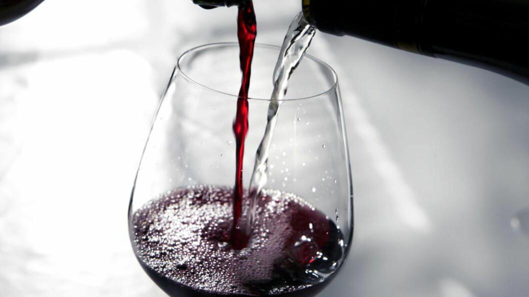 <strong>OPPSIKTSVEKKENDE:</strong> Ny forskning viser at alkohol beskytter mot astma. Foto: Mette Randem