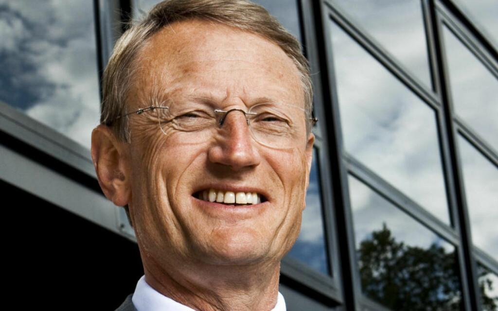 GUDFAREN: «Nestleder i styret for OUS siden mars 2011 er Odd Christopher Hansen, gjennom mange år sjef for McKinsey Norge og omtalt som «Gudfaren» i McKinsey-miljøet», skriver kronikkforfatterne. Siden 2005 har McKinsey fått mer enn én milliard kroner i konsulenthonorarer fra OUS. Foto: Rec