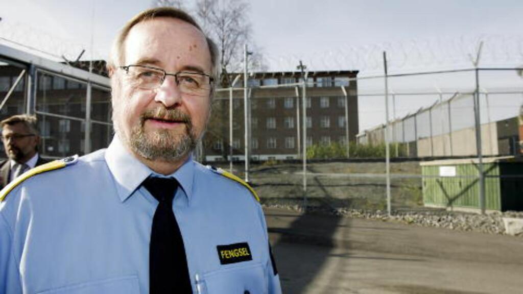 DAGPENGER: Ifølge fengselsdirektør Knut Bjarkeid ved Ila får Breivik utbetalt 40 kroner pr dag mens han sitter i varetekt. Foto: Øistein Norum Monsen / DAGBLADET