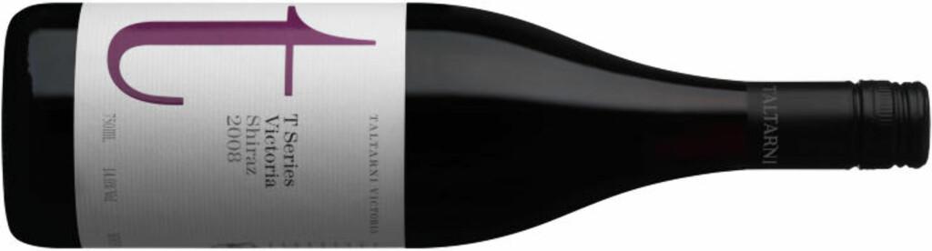 AUSTRALSK: Taltarni T-Series Shiraz Cabernet 2005 er en allsidig vin.