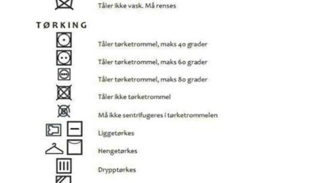 d2dbfebd SYMBOLISME: Disse symbolene lønner det seg å kunne. FOTO: Produsenten