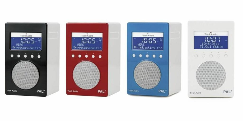 IKON: Tivoli Audio har laget mange radiomodeller som er blitt til designikon. PAL+ kan også raskt havne i denne kategorien. Produsent/HjemmePC