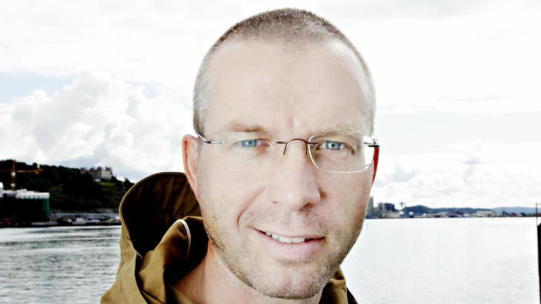 <strong>FAGMANN:</strong> Øyvind Jakobsen er biljournalist i Vi Menn og jurymedlem i Årets bil-kåringen. Foto: Kristian Ridder-Nielsen
