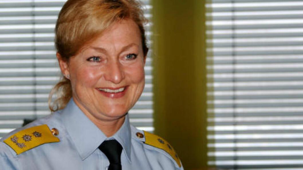 <strong>SKJEDDE IKKE NOE ULOVLIG:</strong> «Selv om Riksadvokaten har slått fast at det ikke er skjedd noe ulovlig, bruker Asmyhr karakteristikker som «maktmisbruk» og «politivold» om den påfølgende politiaksjonen,» skriver artikkelforfatterne. En av dem er Anne Rygh Pedersen, politimester i Telemark.