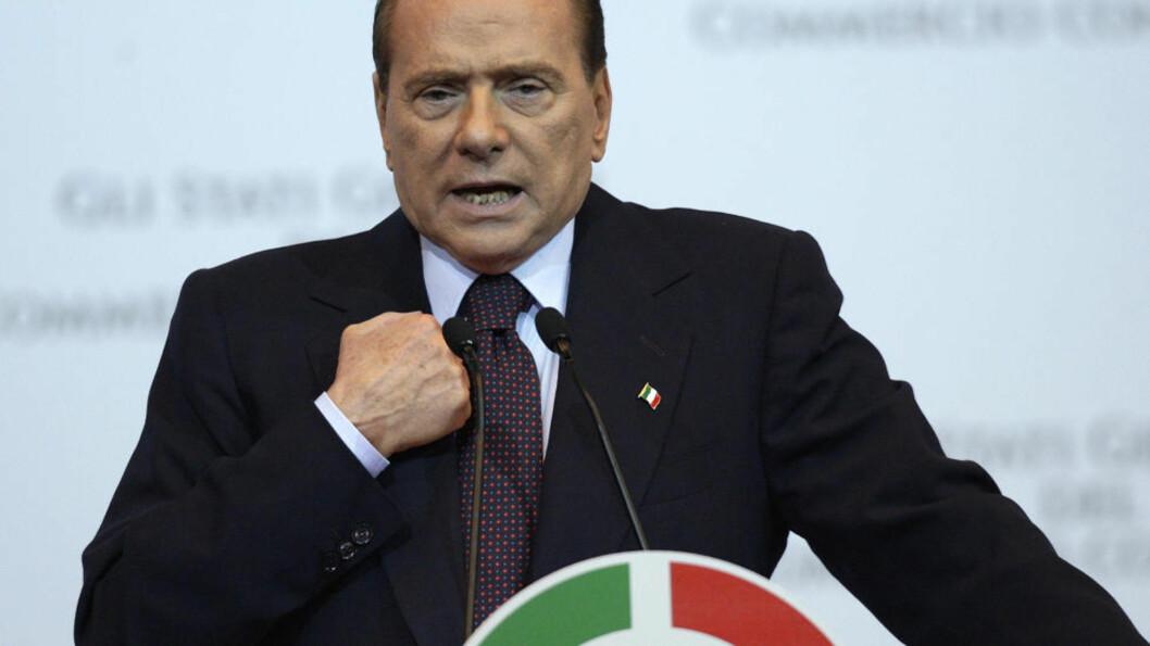 <strong>ÅPNER OPP:</strong> Italia skal ha akseptert å la inspektører overse sine økonomiske reformtiltak. Foto: Reuters/Remo Casilli/Scanpix