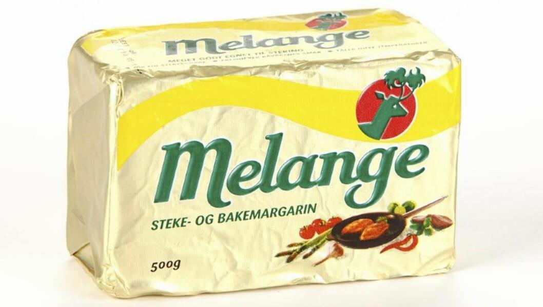 MARGARIN: Hva er egentlig margarin? Foto: Bjørn Inge Karlsen/HM Foto