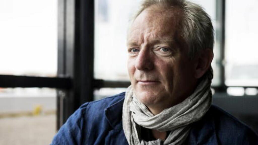 POTENSIAL: Regissør Petter Næss mener en eventuell amerikansk «Elling» har stort potensial med de rette skuespillerne i rollene. Foto: Øistein Norum Monsen / DAGBLADET