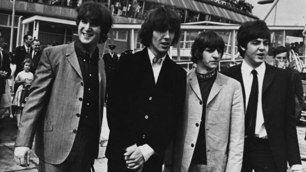 how the beatles took america It seems impossible to recall a time when the beatles weren't part of americans' collective consciousness (more: the beatles take america, 1964).
