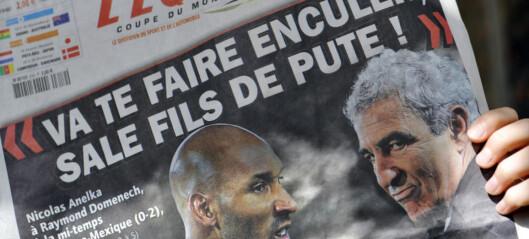 Anelka tapte søksmål mot fransk sportsavis