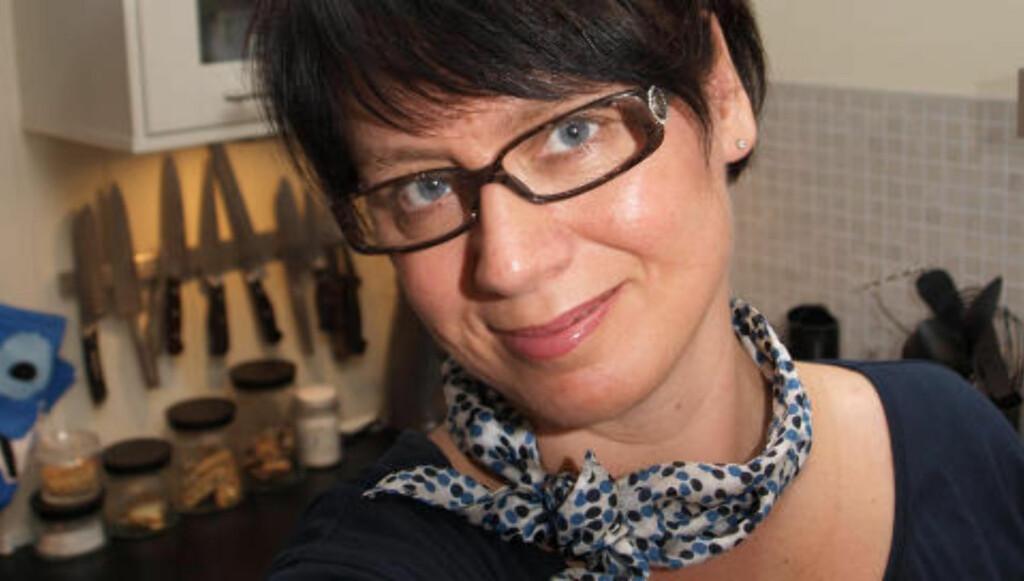 JORDBÆR: Gjesteblogger Trine Sandberg nyter jordbær om sommeren - og deler tre herlige oppskrifter her.  FOTO: Trine Sandberg
