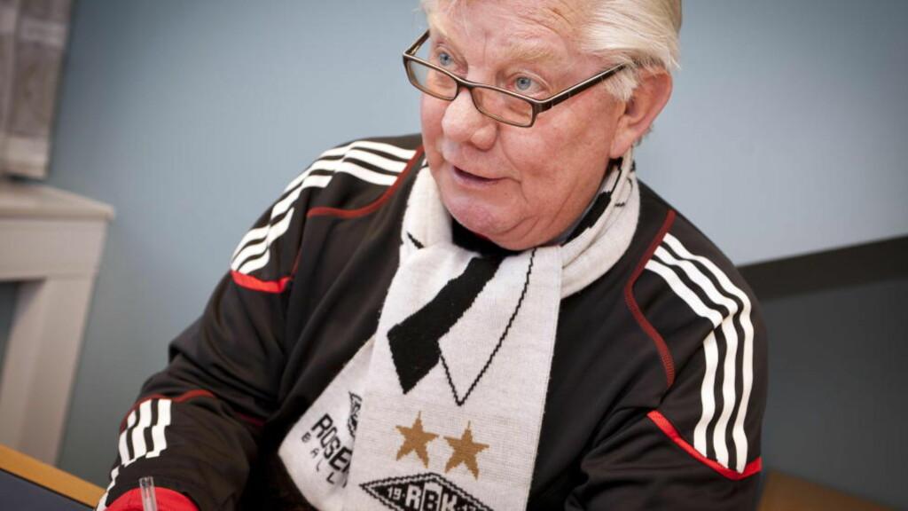 FIKK TILBUD: RBK-legende Nils Arne Eggen.Foto: Ole Morten Melgård