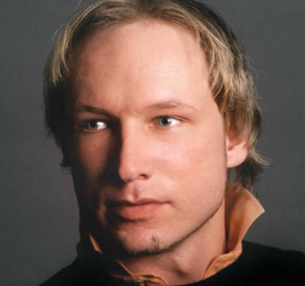 <strong>SIKTET FOR TERROR:</strong> Anders Behring Breivik (32) er siktet for to terrorhandlinger.