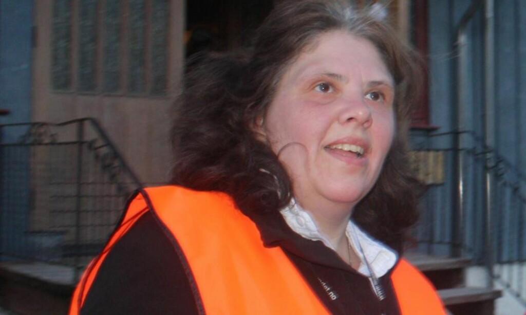 IDENTIFISERT:  Danske Hanne Anette Blach Fjalestad (43), bosatt på Lunnner, var på Utøya for Norsk Folkehjelp. Nå er hun identifisert som en av ofrene i massakren. Foto: Privat.