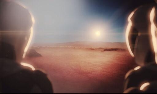 image: Her er Elon Musks ville plan for å få oss til å bo på Mars innen ti år