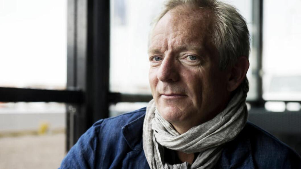 <strong>PÅ FESTIVAL:</strong> Dagbladet møtte Petter Næss under filmfestivalen i Haugesund. Foto: Øistein Norum Monsen / DAGBLADET