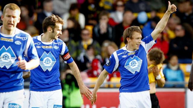 ee77dbbb Molde-spiller signerte for ny klubb - fikk kalde føtter - Dagbladet