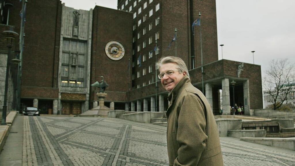 OSLO-ORDFØRER FABIAN STANG: Får han fortsette eller tar andre over? Foto: SCANPIX. Foto: Jacques Hvistendahl