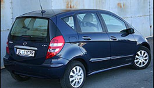 TEST: Mercedes-Benz A 180 CDI aut