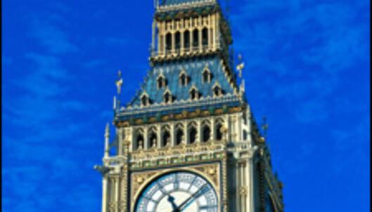 Få med deg Big Ben ved Westminster. <i>Foto: Britain on View</i> Foto: Britain on View