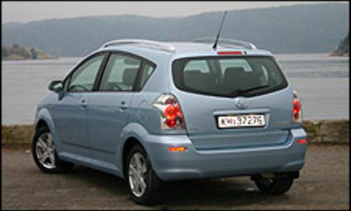 image: TEST: Toyota Verso 2.2 D-4D Sol