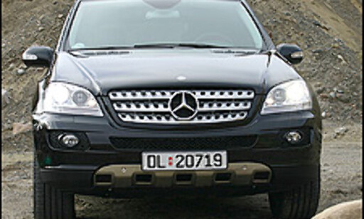 image: TEST: Mercedes ML 320 CDI
