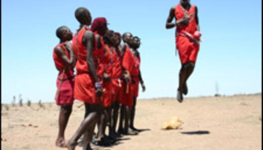 Masai-folket er uløselig knyttet til landet som har fått deres navn.
