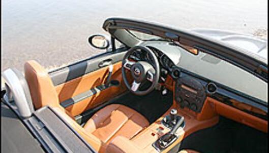 TEST: Nye Mazda MX-5 - økt kjøreglede