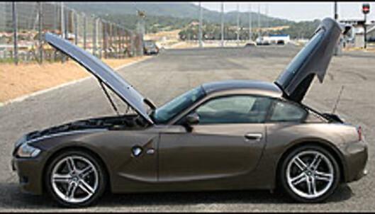 Z4 M Coupé: BMWs reneste M