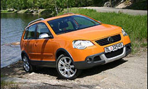 image: TEST: VW Polo Cross - leke-jeep