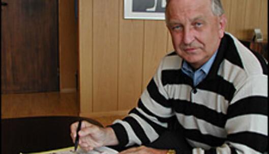 Leif N. Olsen i ATL er oppgitt over norske bilisters feltplassering.