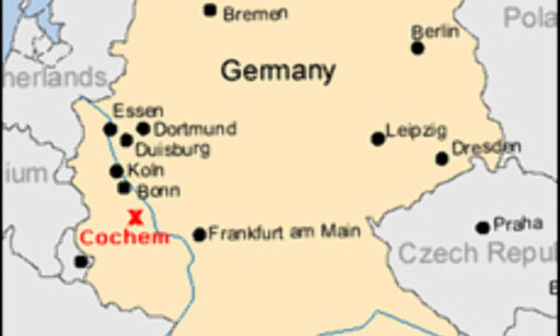 kart over moseldalen Tyskland: Billigtur til romantiske Moseldalen   DinSide kart over moseldalen