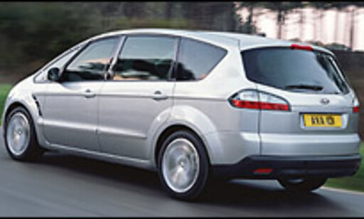 1: Ford S-Max