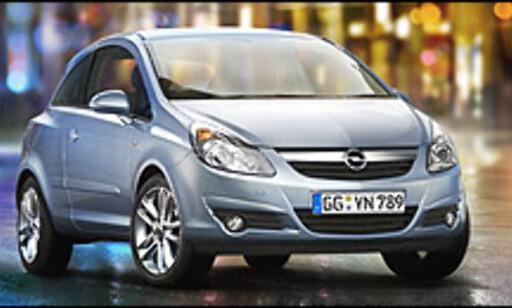 2: Opel Corsa