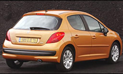 6: Peugeot 207