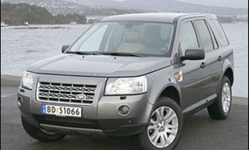 image: TEST: Freelander 2 - definitivt en klasse opp