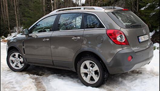 TEST: Komfort-SUV med diesel og automat